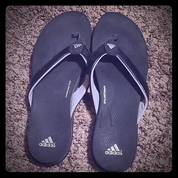 Adidas Supercloud Plus Thong Sandals